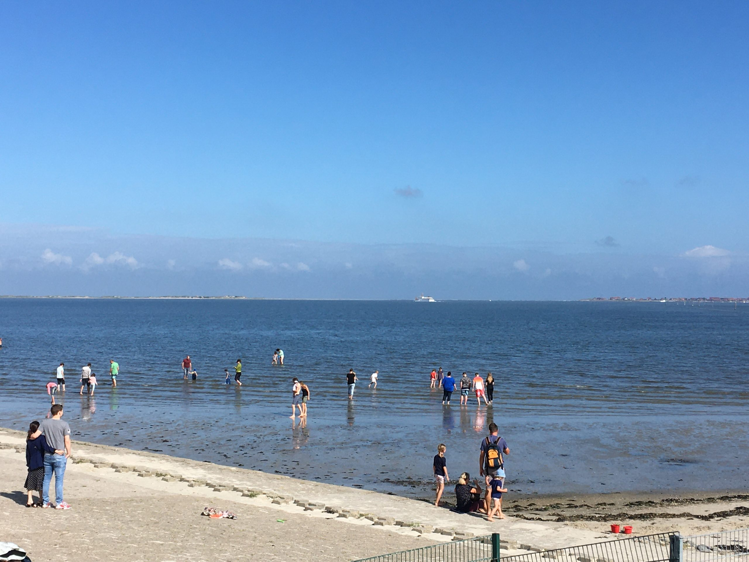 Strand in Nessmersiel